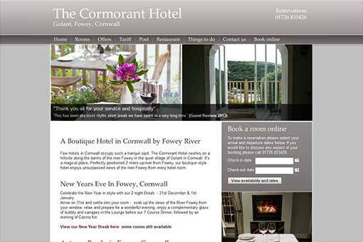 Cormorant Hotel and Restaurant