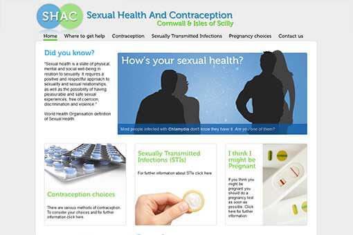 Cornwall Sexual Health And Contraception