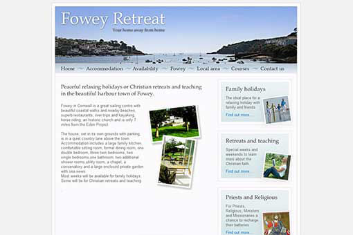 Fowey Retreat
