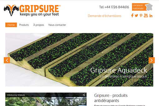 Gripsure France