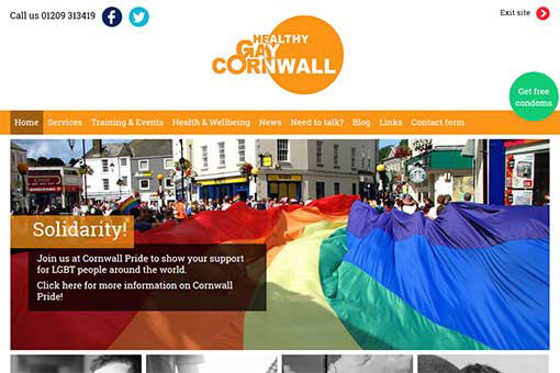 healthygaycornwall **This is not an adult event (even if the theme is Whore).