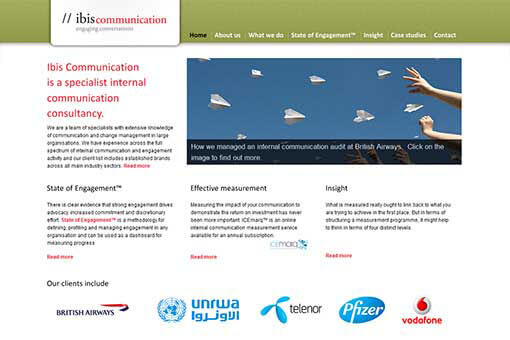 Ibis Communication