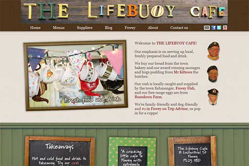The Lifebuoy Cafe