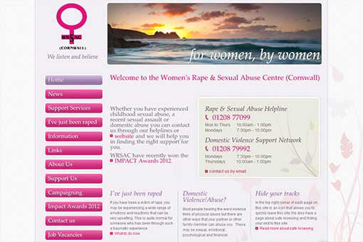 Women's Rape & Sexual Abuse Centre